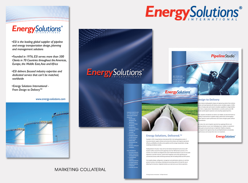 Marketing Collateral for EnergySolutions