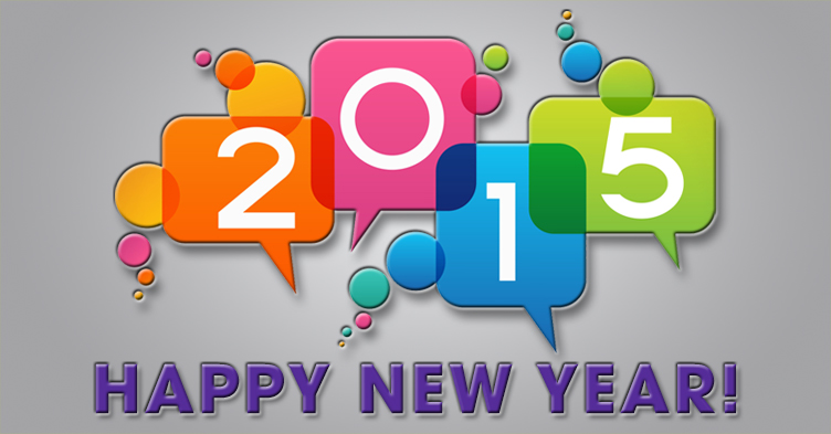 2015 Happy New Year from ImageSet!